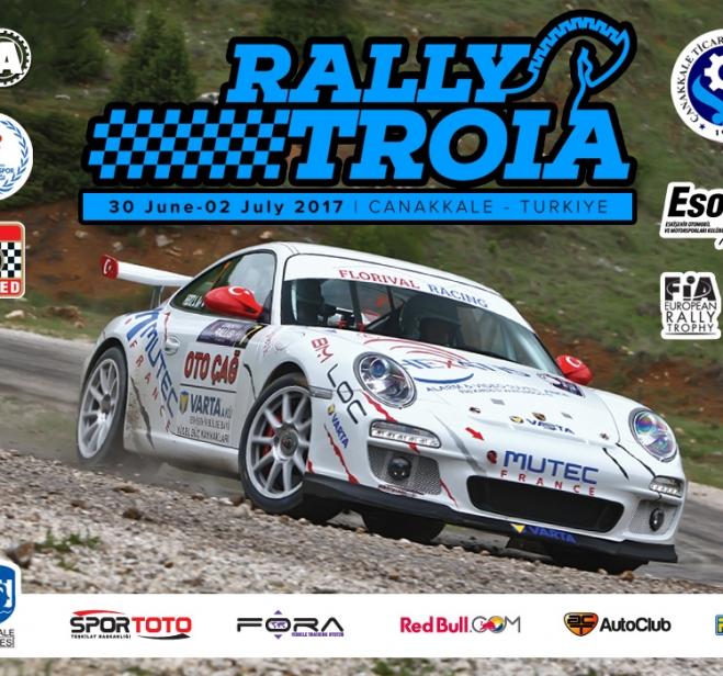 Rally Troia Hazırlıkları Devam Ediyor